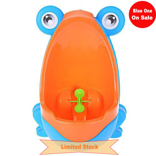 Blue High Quality Portable Potty Training Urinal for Boys - Lovely Home