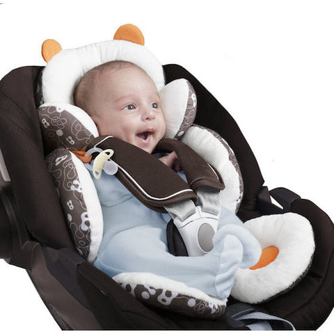 Reversible Car seats Strollers Baby body support cushions - Lovely Home