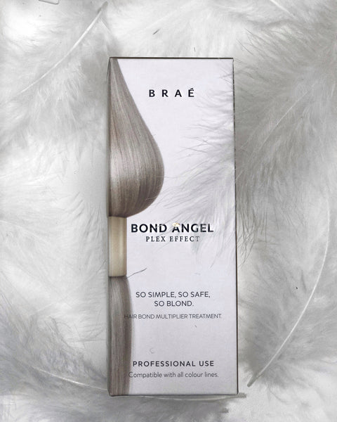 How to restore hair with Bond Angel