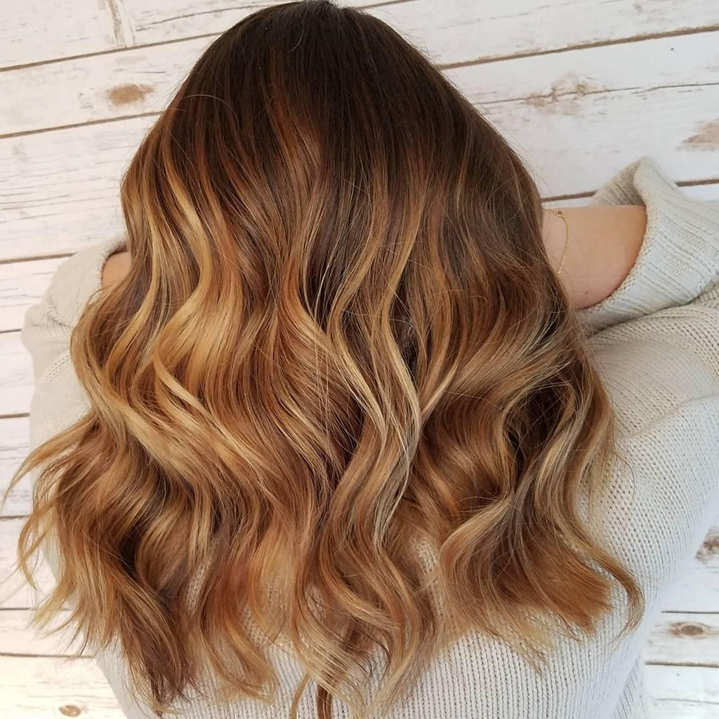 Express balayage is Possible. Procedure of Completing a Full Balayage within a Half Period of Time