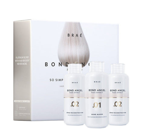Bond Angel Professional Set (Steps 1, 2, 2) - BRAE USA Home Care Step 3