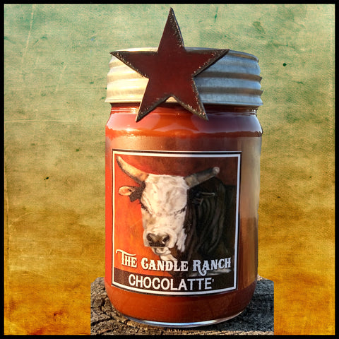 "Roughstock Candles featuring ""Reindeer Dippin Edition II"""