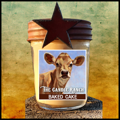 "Barnyard Collection featuring ""The Jersey Calf"""
