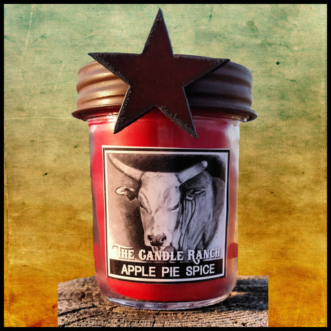 "Roughstock Candles featuring ""Reindeer Dippin Edition III"""