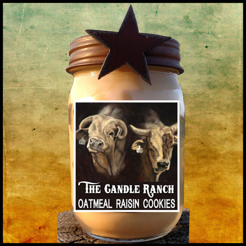 "Roughstock Candles featuring ""Ricky & Crush Boss"""