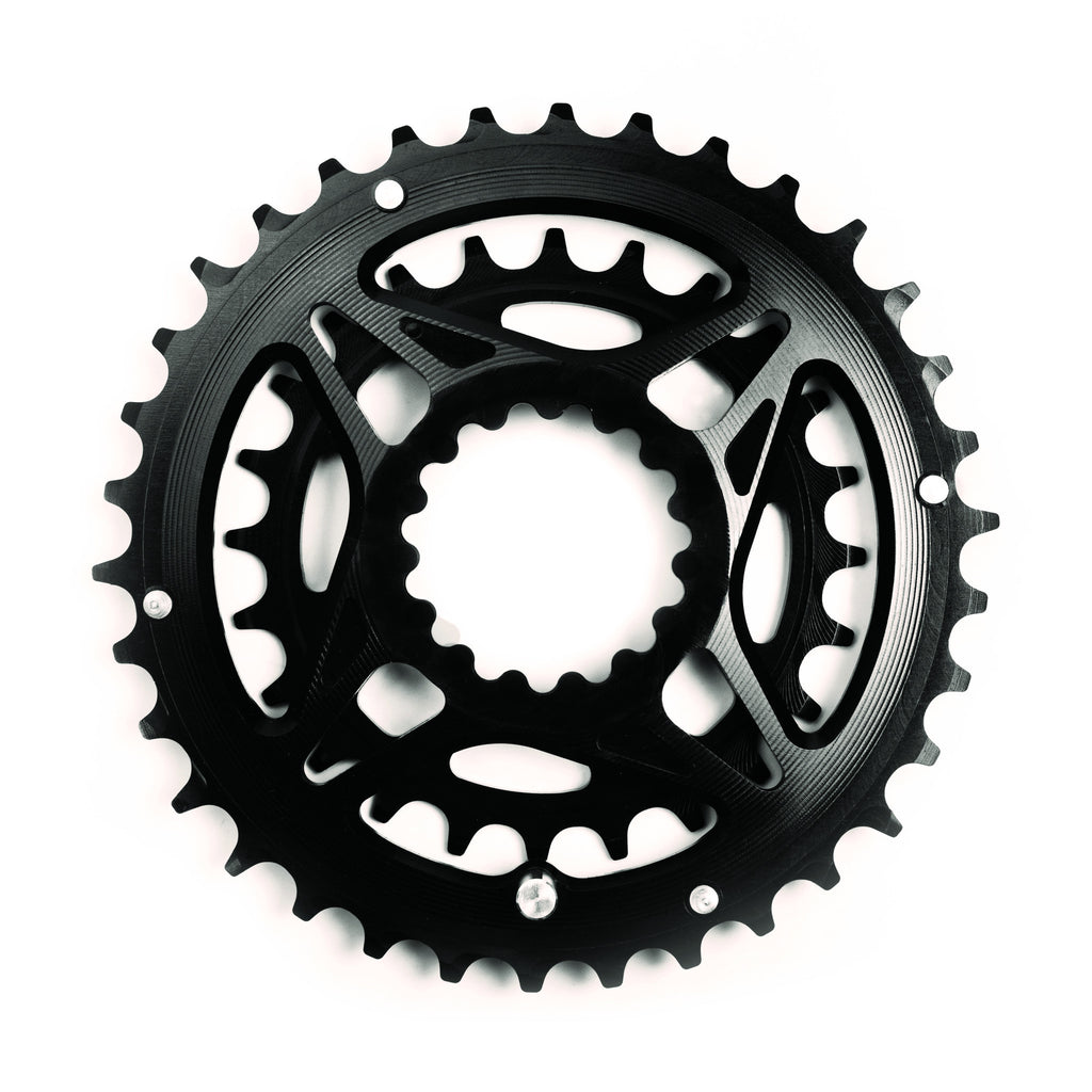 Cranksets E13 Components Crank 24 34t Quickconnect Shiftring