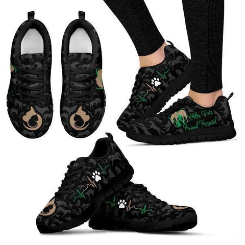 Image of Alta Vista Animal Hospital Sneakers -  Sneakers - EZ9 STORE
