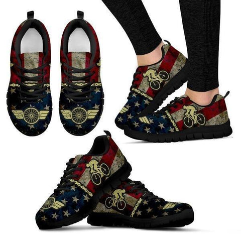 Image of American Cyclist Sneakers -  Sneakers - EZ9 STORE