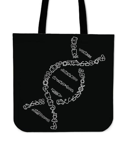Being A Nurse Is In My DNA Tote Bag -  Tote Bag - EZ9 STORE