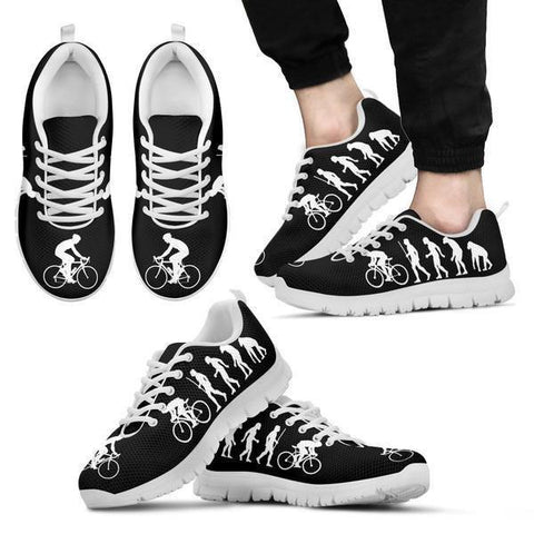Born to Ride Bicycle Sneakers -  Sneakers - EZ9 STORE