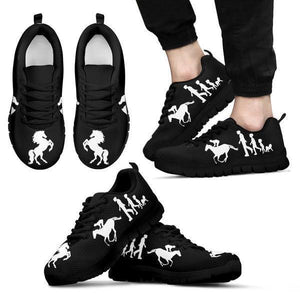 Born To Ride - Horse Riding Sneakers -  Sneakers - EZ9 STORE