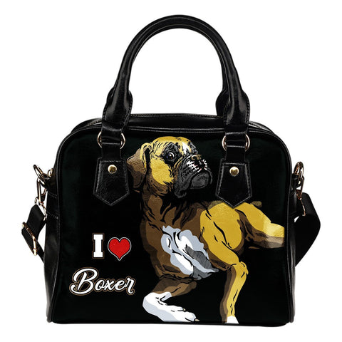 Image of Boxer Shoulder Bag -  Shoulder Bag - EZ9 STORE