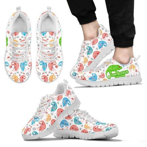 Chameleons Patterns Sneakers -  Sneakers - EZ9 STORE