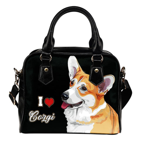 Image of Corgi Shoulder Bag -  Shoulder Bag - EZ9 STORE