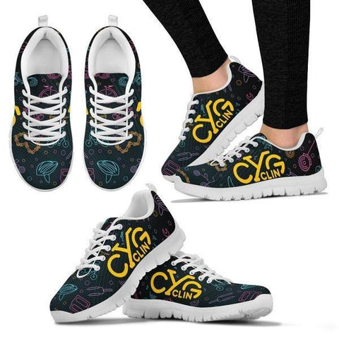 Image of Cycling Sneakers -  Sneakers - EZ9 STORE
