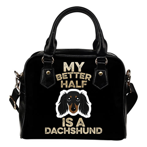 Image of Dachshund Shoulder Bag -  Shoulder Bag - EZ9 STORE