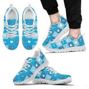 Dentist Icons Sneakers -  Sneakers - EZ9 STORE