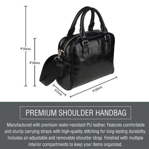 Don't Mess With A Nurse Shoulder Bag -  Shoulder Bag - EZ9 STORE