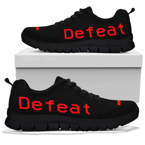 Image of Defeat Sneakers