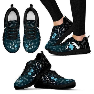 Heart Of Veterinarian Sneakers -  Sneakers - EZ9 STORE