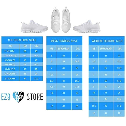 Image of Heartbeat Make Nurse Face Sneakers -  Sneakers - EZ9 STORE