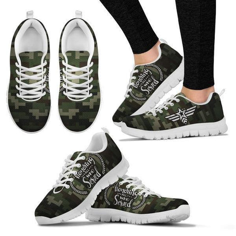 Image of Honoring All Who Served - US Army Sneakers -  Sneakers - EZ9 STORE
