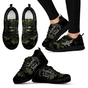 Honoring All Who Served - US Army Sneakers -  Sneakers - EZ9 STORE