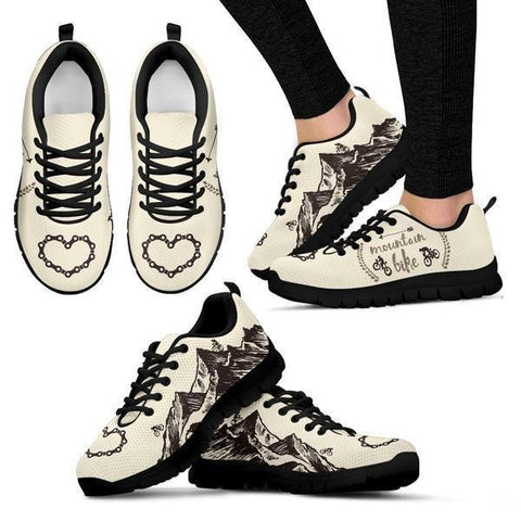 Image of I Love Mountain Bike Sneakers -  Sneakers - EZ9 STORE