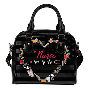 Nurse Heart Shoulder Bag -  Shoulder Bag - EZ9 STORE