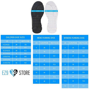 Nurse - Light Blue Sneakers - Sneakers - EZ9 STORE