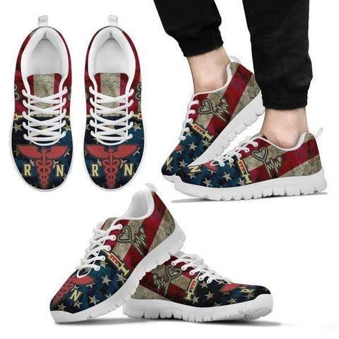 Image of Registered Nurse Sneakers -  Sneakers - EZ9 STORE