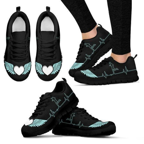 Image of Running Heartbeat Sneakers -  Sneakers - EZ9 STORE