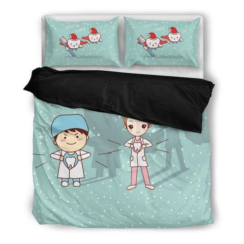 Super Dentist Bedding Set -  Bedding Set - EZ9 STORE