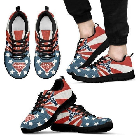 Image of Super Nurse Sneakers -  Sneakers - EZ9 STORE