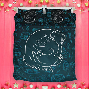 VET Cute Bedding Set -  Bedding Set - EZ9 STORE