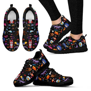 VET Seamless Patterns Sneakers -  Sneakers - EZ9 STORE