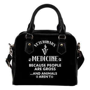 Veterinary Medicine Shoulder Bag -  Shoulder Bag - EZ9 STORE