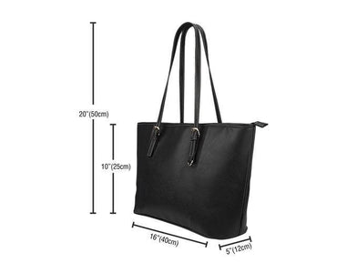 Wonder Nurses Leather Tote Bag -  Leather Tote Bag - EZ9 STORE