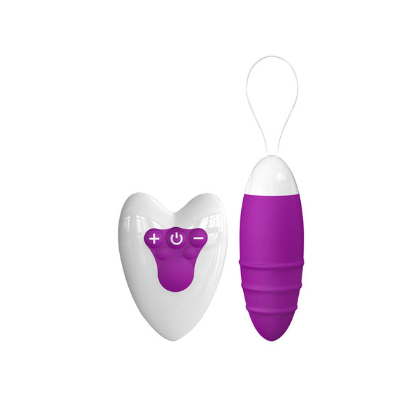 small vibrator, love egg with remote control,