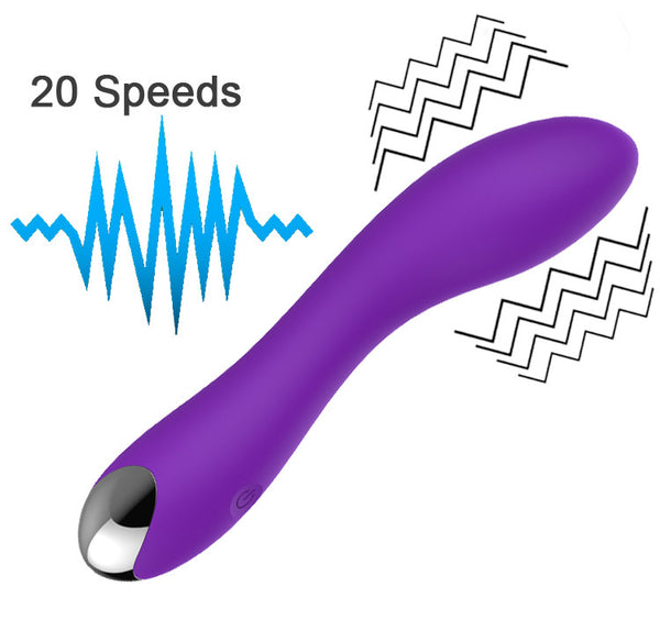 20 Speed Vibrator, Clitoral Massage, Sex Toy