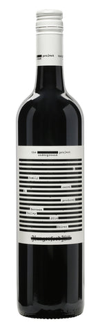 The Underground Project 2014 Barossa Shiraz