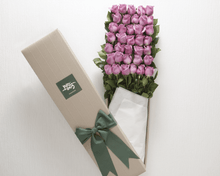 Mother's Day 36 Mauve Roses Gift Box