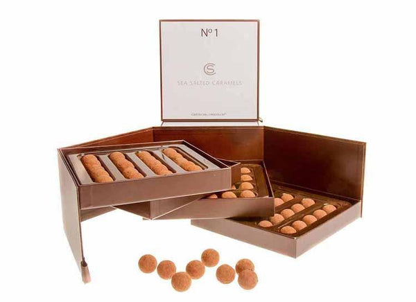 N°1 Salted Caramels Towers (210g)