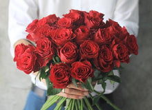Red Roses Gift Box 18