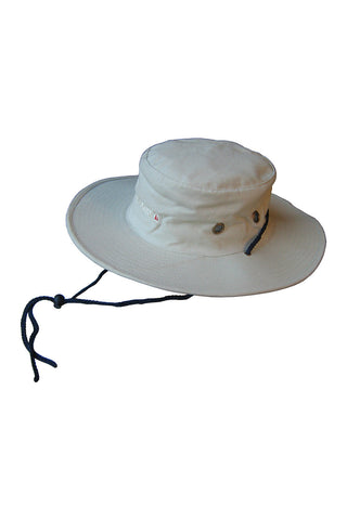 Burke Canvas Sailing Hat