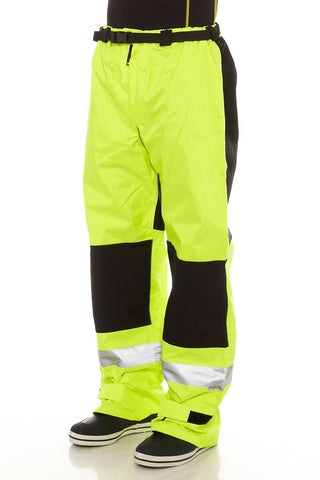 Burke Hi-Vis Safety Trousers