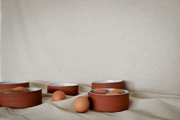 Terracotta Earth Bowls