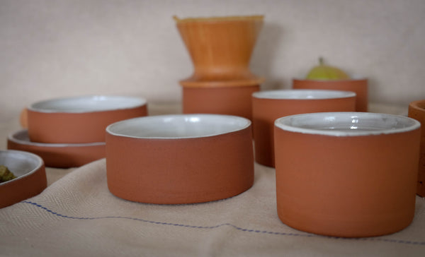 Terracotta Earth Cups