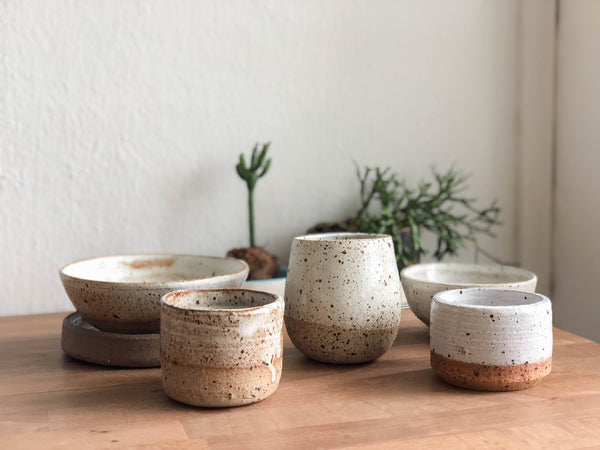Ceramic Wheel Throwing Workshops