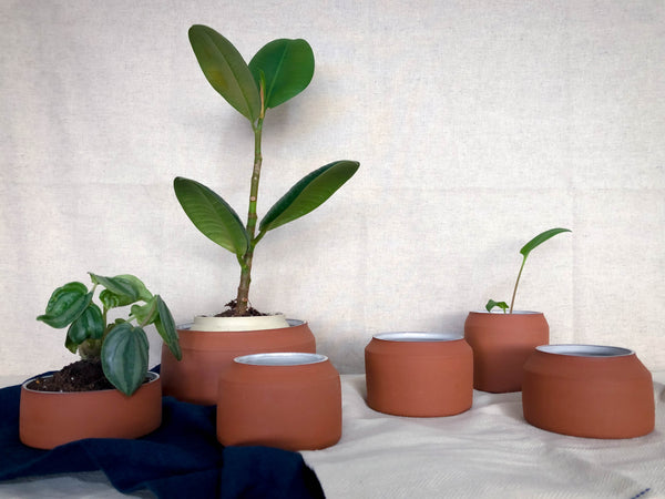 Terracotta Earth Planters